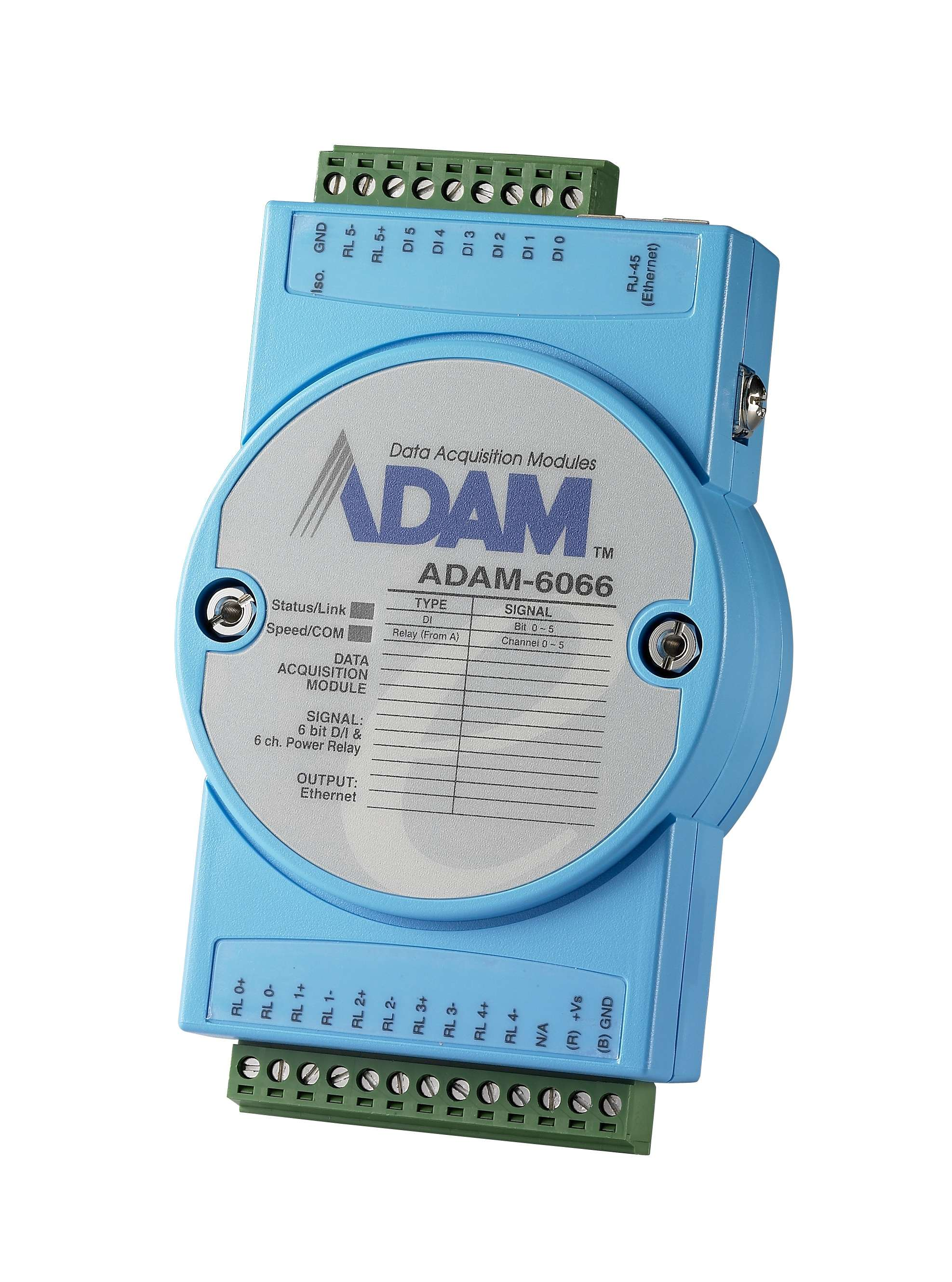 ADAM-6000 relay modules